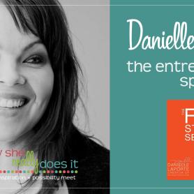 Danielle LaPorte: The entrepreneurial spirit