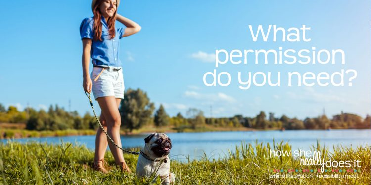 What permission do you need?