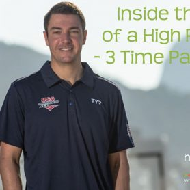 Inside the Mindset of a High Performer - 3 Time Paralympian Mark Barr