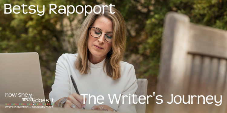 betsey rapoport podcast image