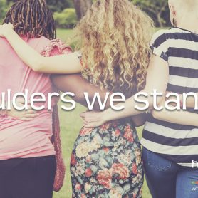 Shoulders we stand on