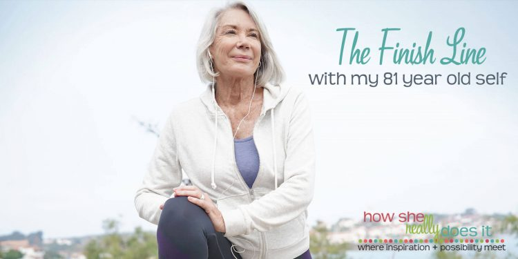 How She Really Does It with Koren Motekaitis | The Finish Line with my 81 year old self [DEEP DIVE]