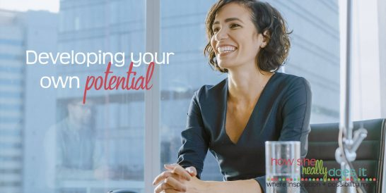 How She Really Does It with Koren Motekaitis | Developing your own potential