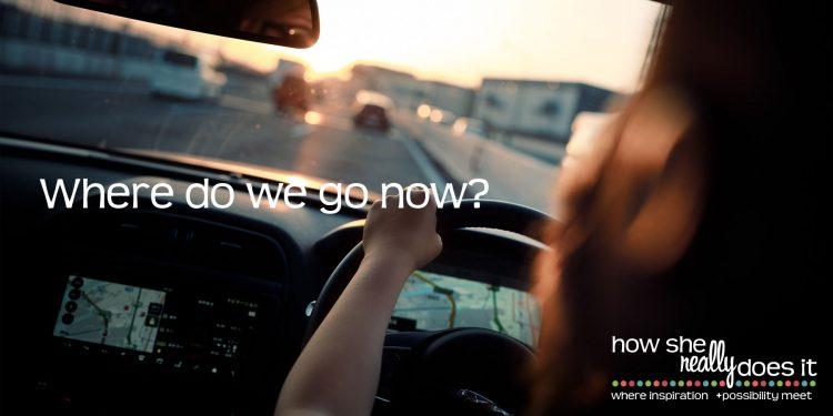 How She Really Does It with Koren Motekaitis | Where do we go now?