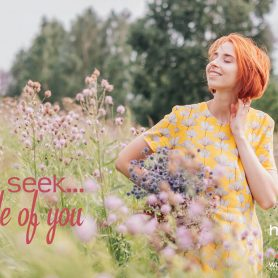 How She Really Does It with Koren Motekaitis   What you seek...is inside of you